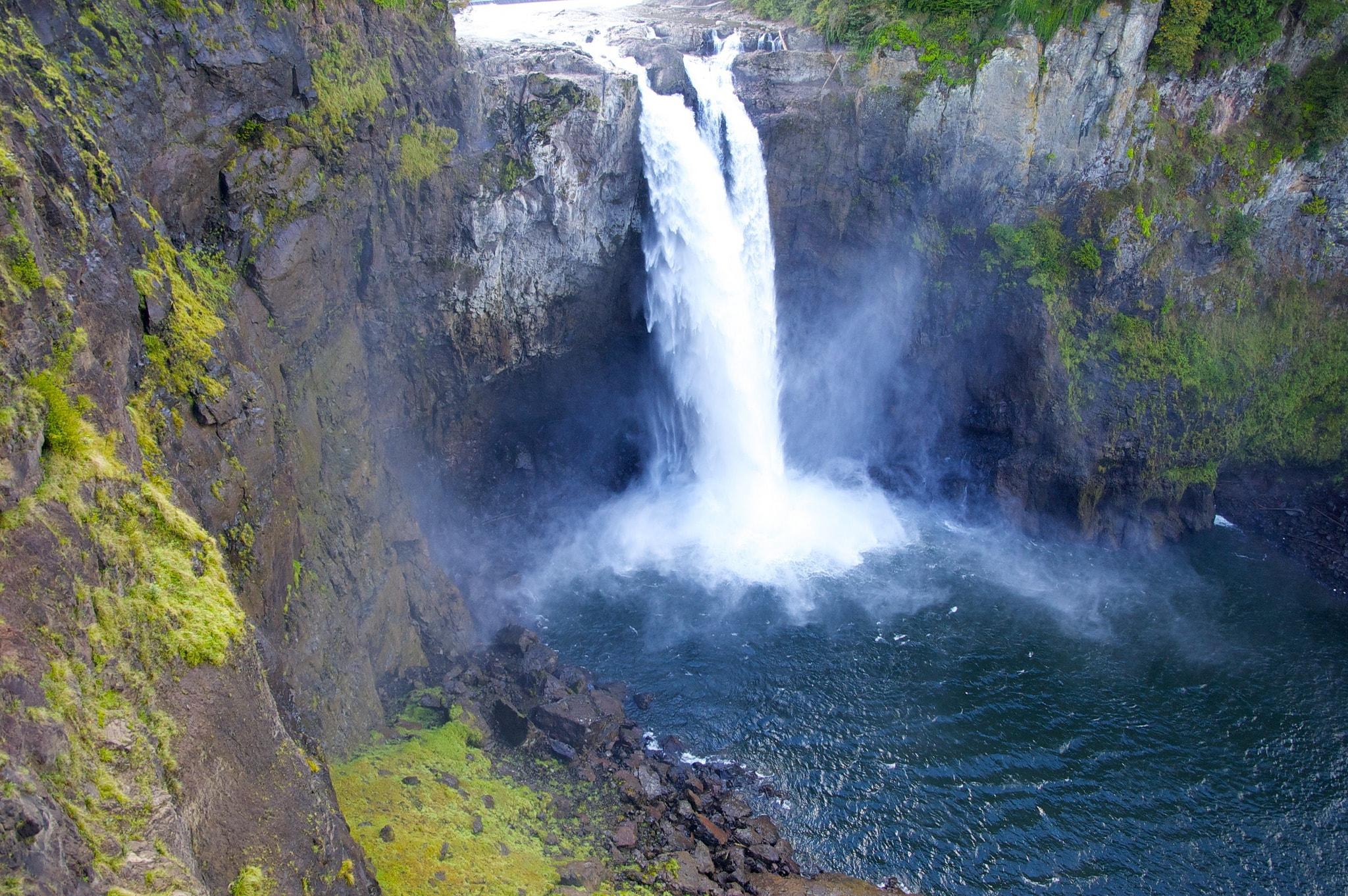 Snoqualmie Falls | © Steve Snodgrass / Flickr
