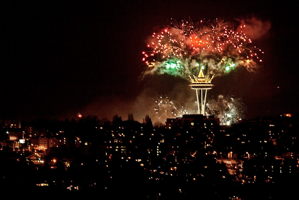 10 Ways to Celebrate New Year's Eve in Seattle This Year