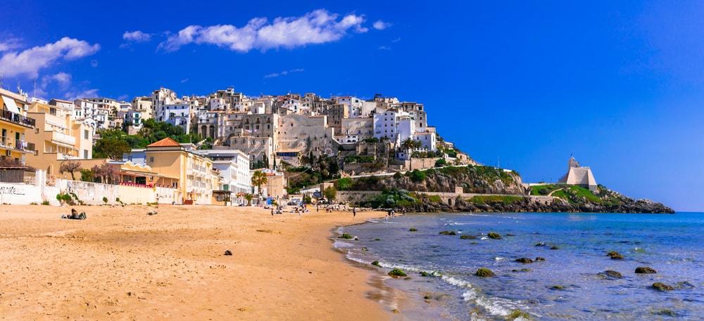 Sperlonga, Italy | © leoks / Shutterstock