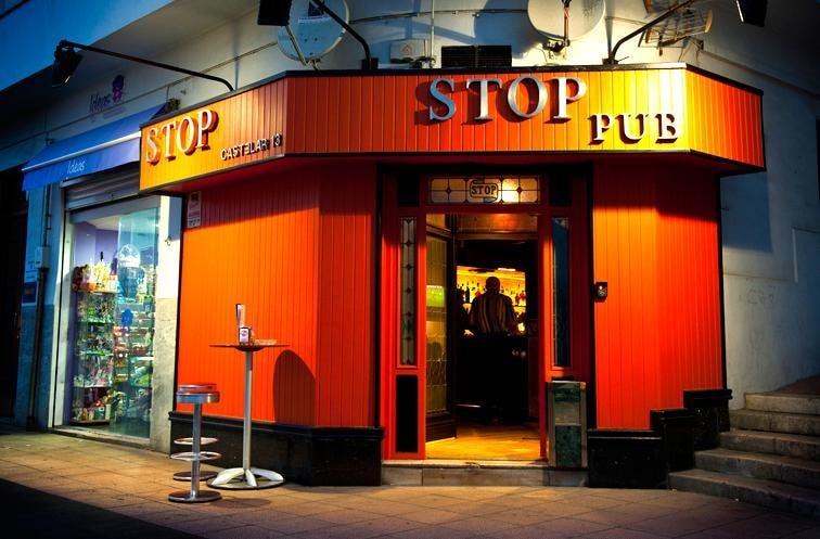 Courtesy of Stop Pub, Santander