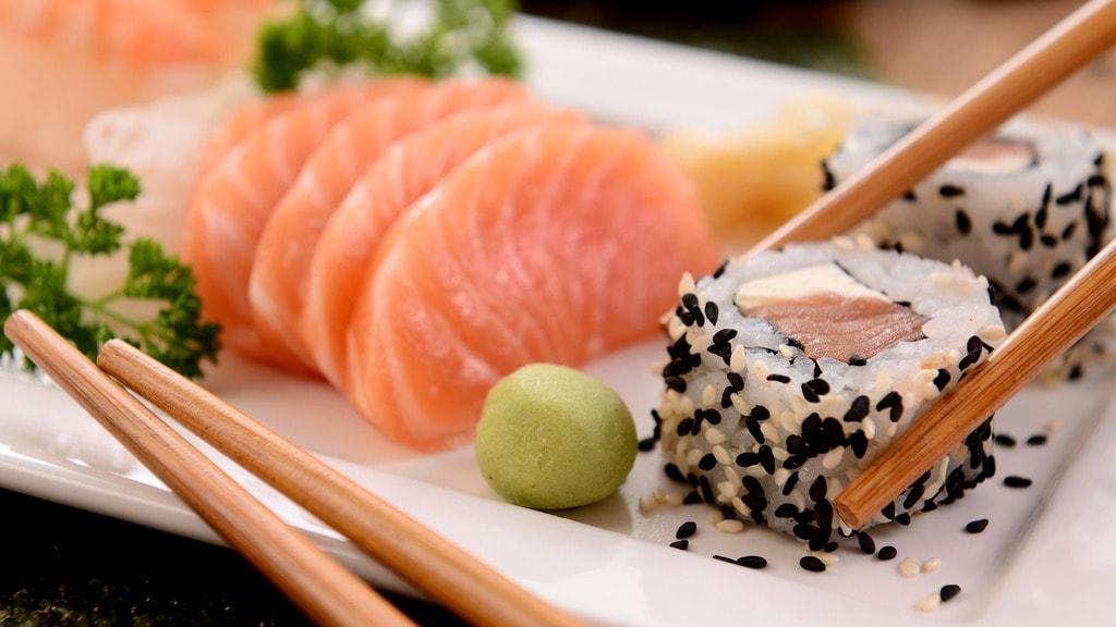sushi in Bilbao | ©DrawsandCooks / Pixabay