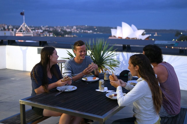 Sydney Harbour YHA_Rooftop_YHA (5)