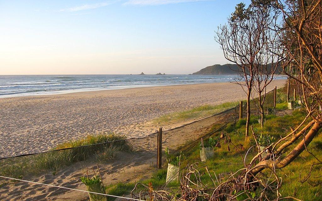Tallow Beach | © Guelphia_Wikimedia Commons