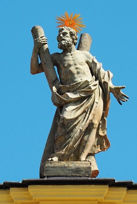 The Apostle, Saint Andrew | © toja33 / Pixabay