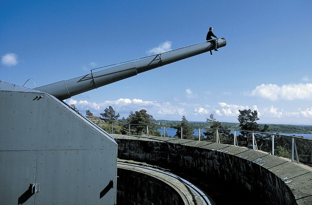 The Cannon Museum | Courtesy of Visit Kristiansand