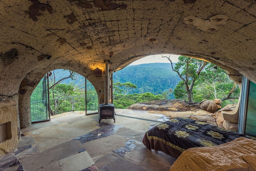 The Enchanted Cave   © Airbnb