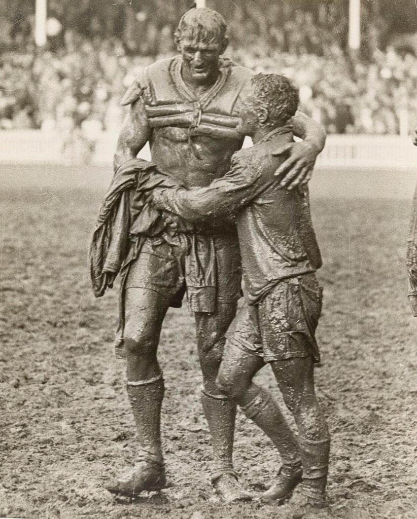 'The Gladiators', 1963 NSWRFL Grand Final at the SCG | © Wikimedia Commons