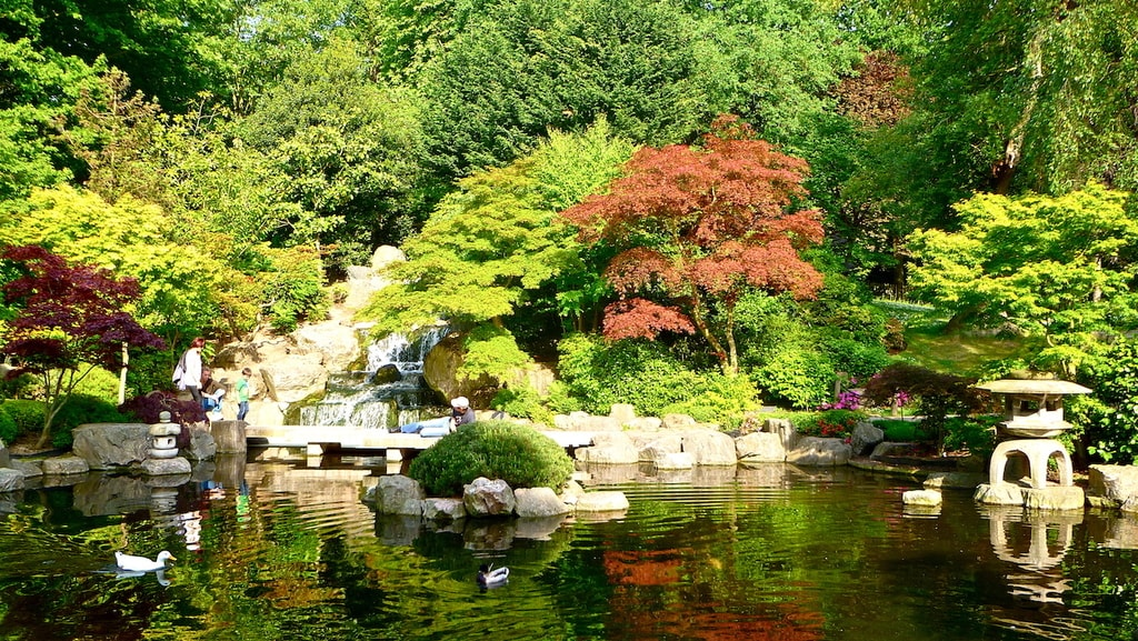 The Japanese Garden, Holland Park | © Herry Lawford/Flickr