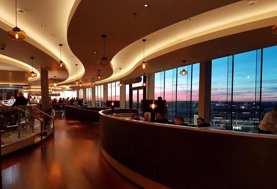 The Sky Bar at Resorts World, Birmingham