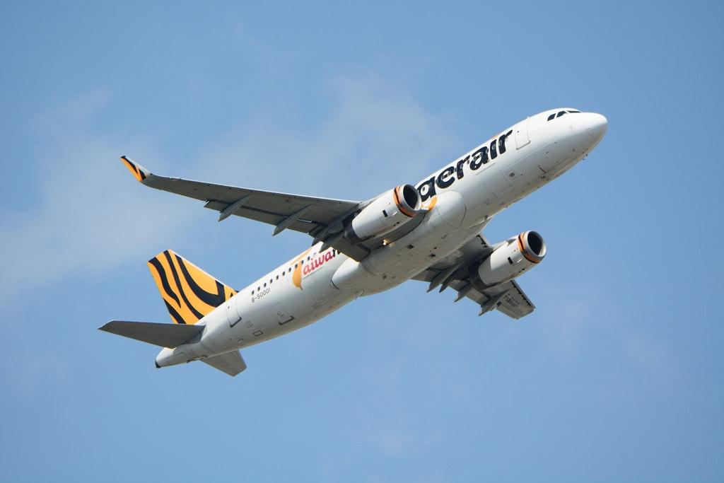 Tigerair plane | © Masakatsu Ukon_Flickr