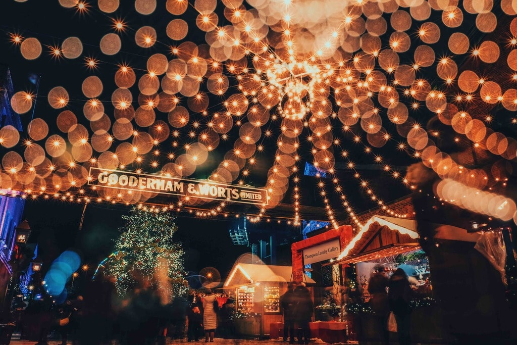 Toronto Christmas Market | Courtesy of Toronto Christmas Market