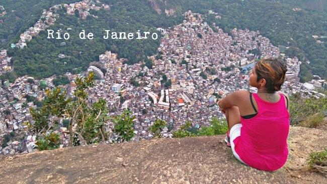 Traveling in Brazil including Rio de Janeiro