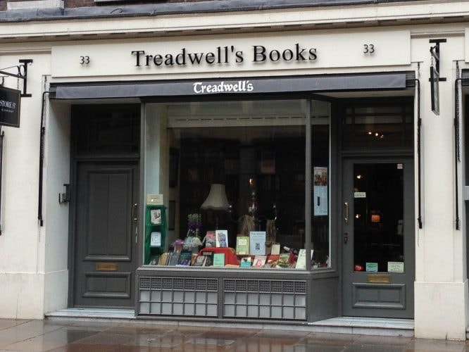 Treadwell's Books