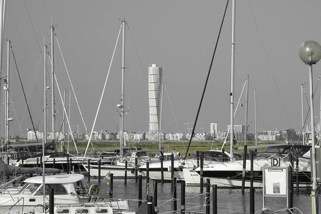 Turning Torso Architecture Malmö The West Harbour