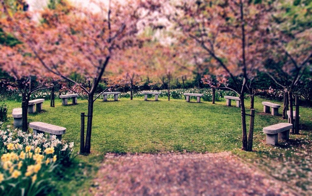 University of Durham Botanic Gardens