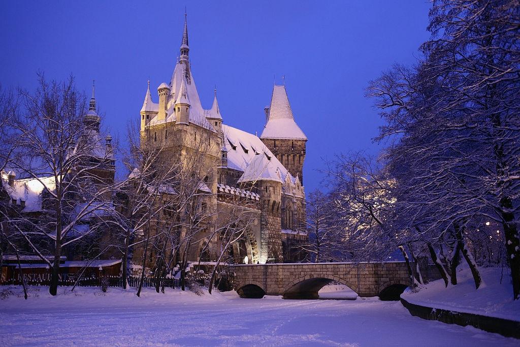 13 Ways To Enjoy Winter In Budapest