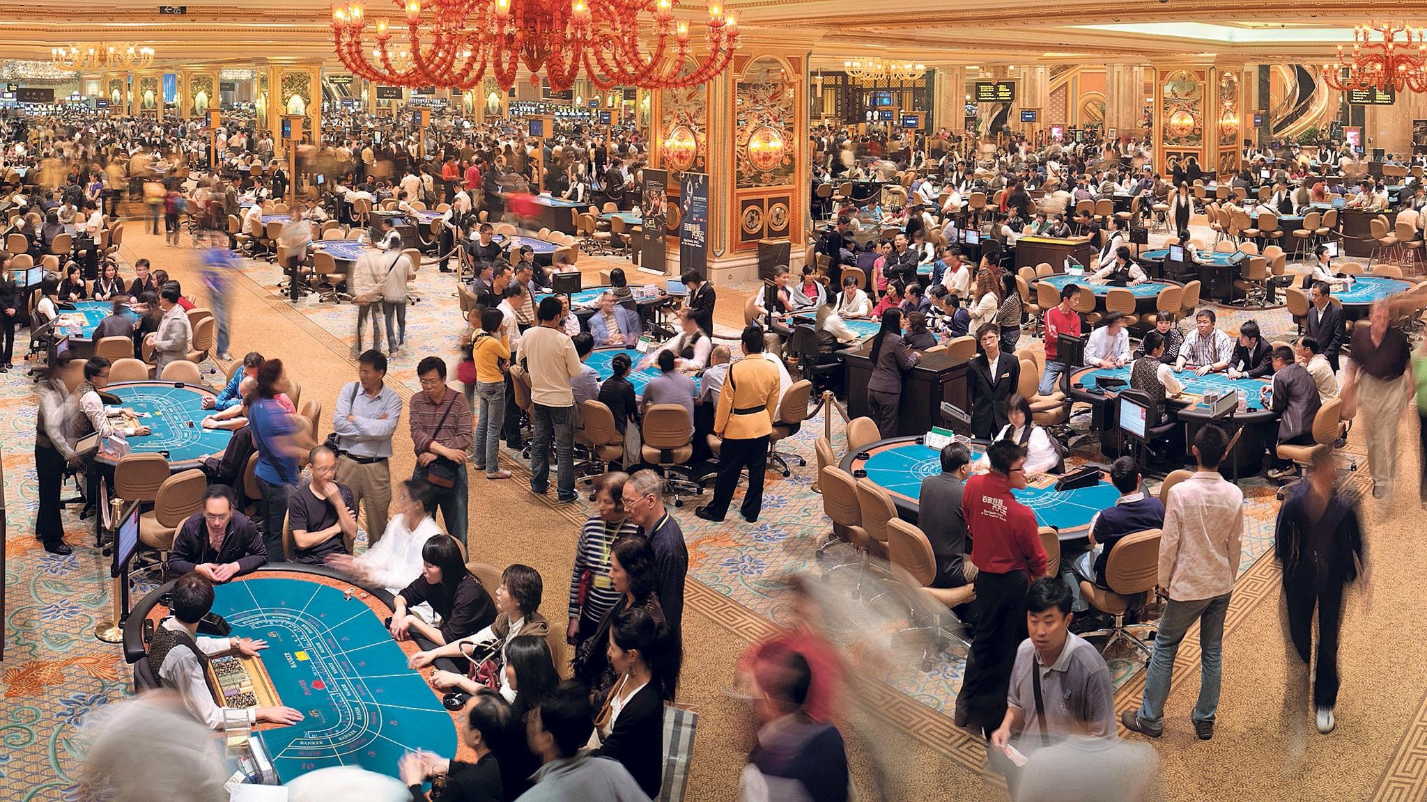 Top 10 casinos in macau 2 more level games