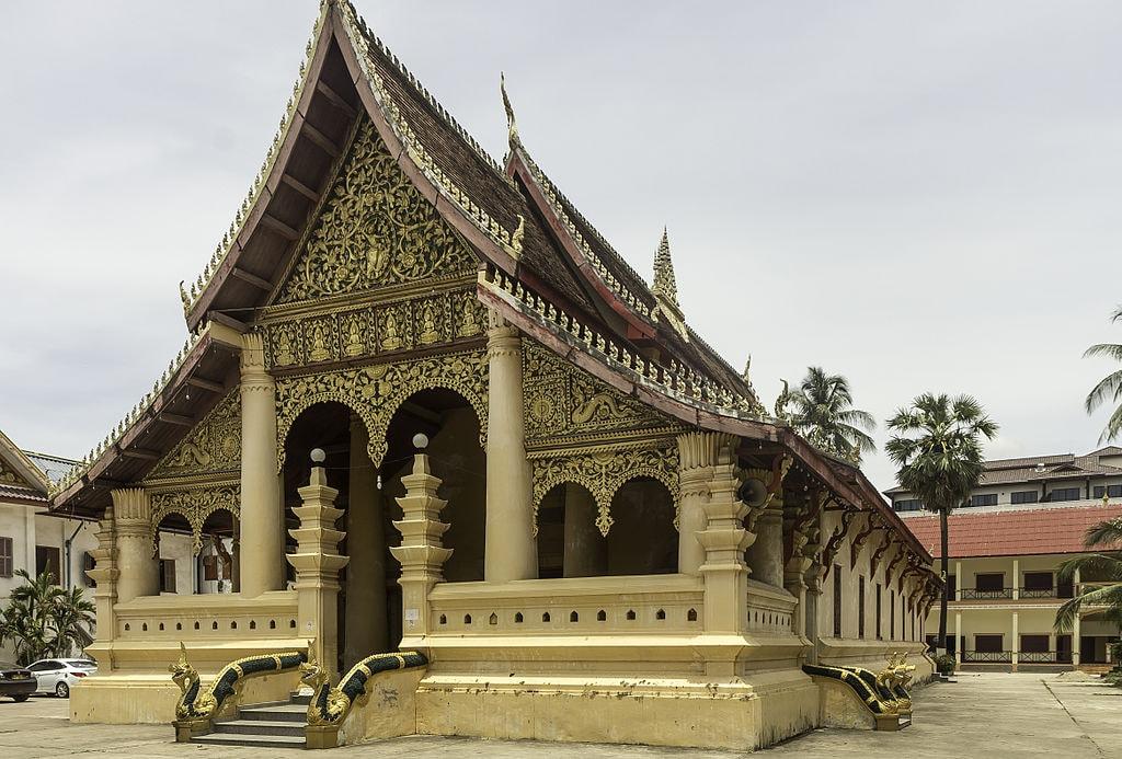 Wat Ong Teu | © Stefan Fussan/WikiCommons