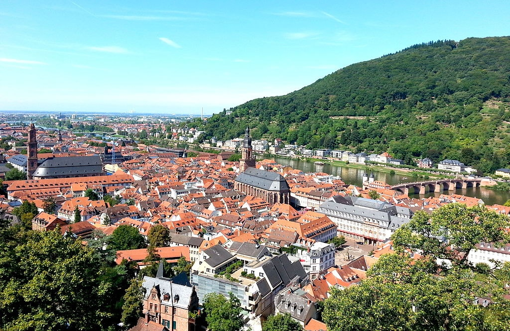 how to spend 24 hours in heidelberg germany. Black Bedroom Furniture Sets. Home Design Ideas