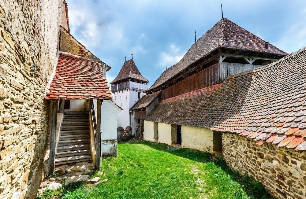 Viscri, Romania | © cge2010 / Shutterstock