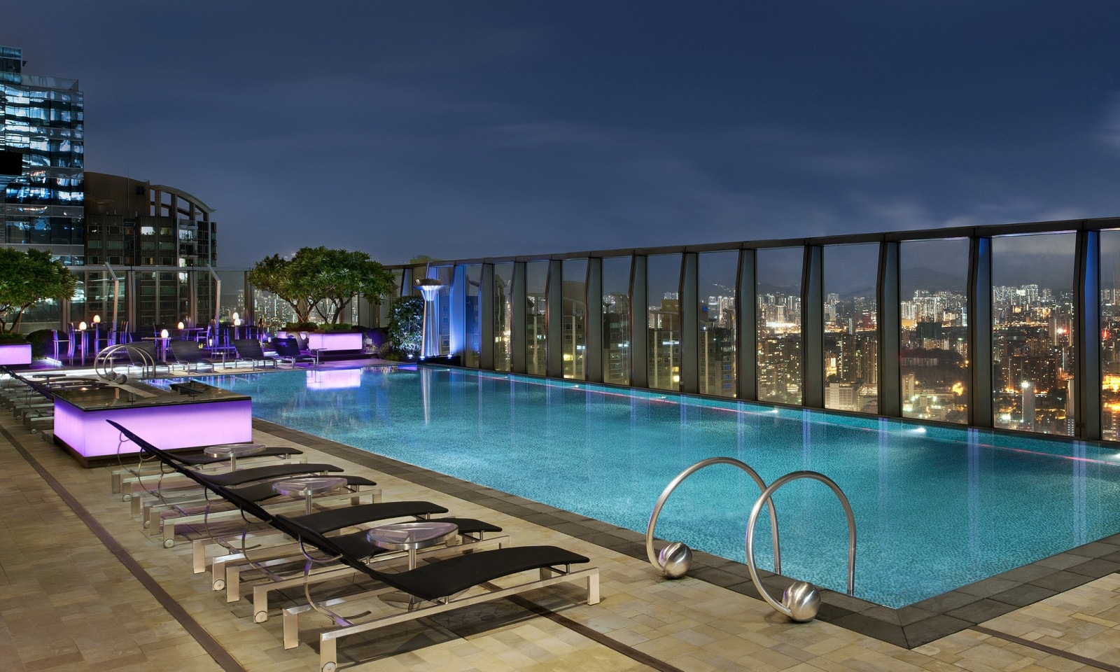 Swimming Pool Hotel : Best rooftop swimming pools in hong kong