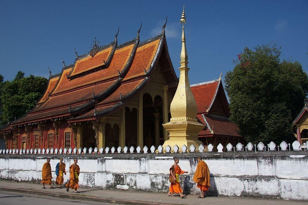 Wat Sene | © Jean-Marie Hullot/WikiCommons