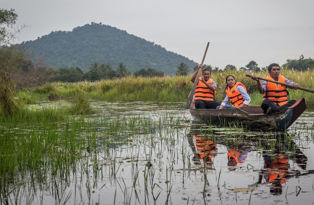 Banteay Srei Community Tourism Project