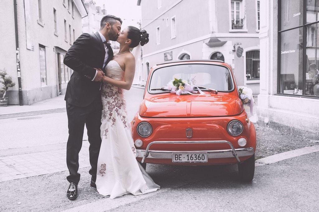 An Italian bride and groom | © mbolli/Pixabay