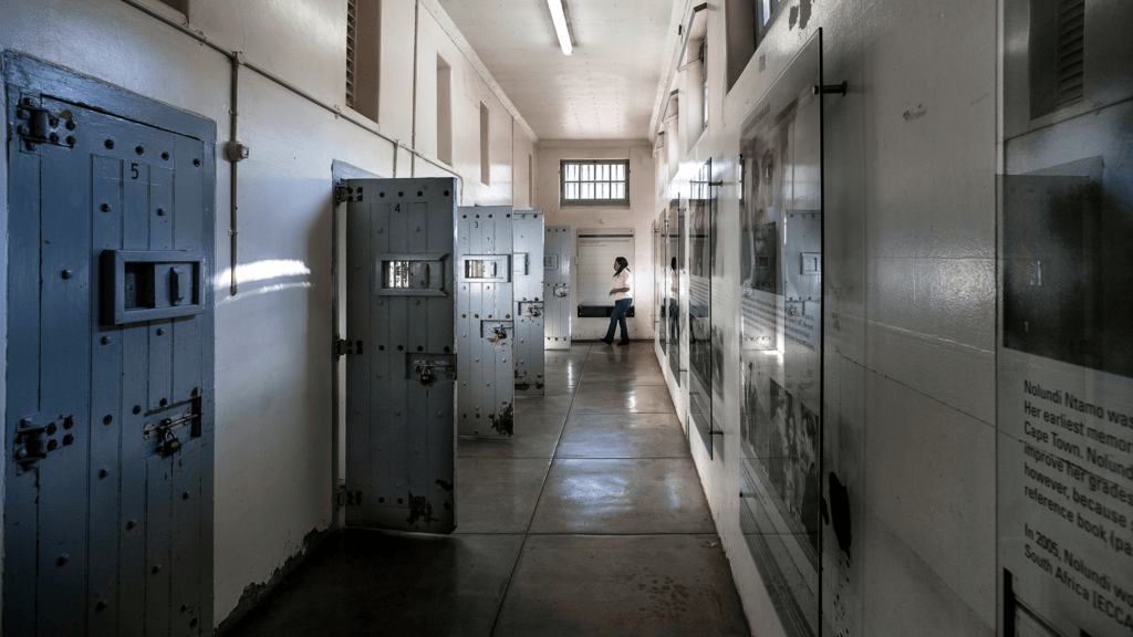 What to do on a layover in Johannesburg_jail-min