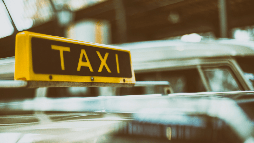What to do on a layover in Johannesburg_taxi-min