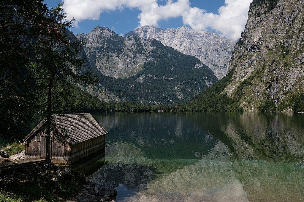 Obersee | © René Schröder/Wikimedia Commons