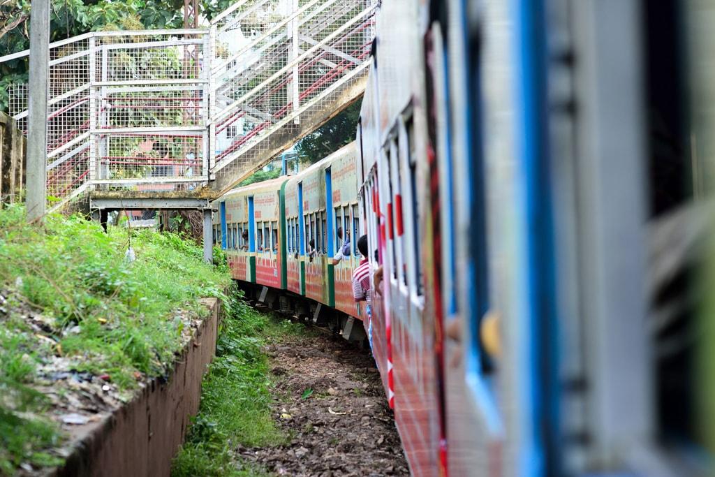 Yangon-Circle-Train