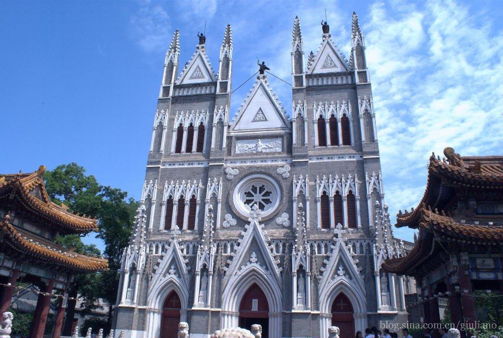 天主教北京總教區西什庫救世主堂(北堂)
