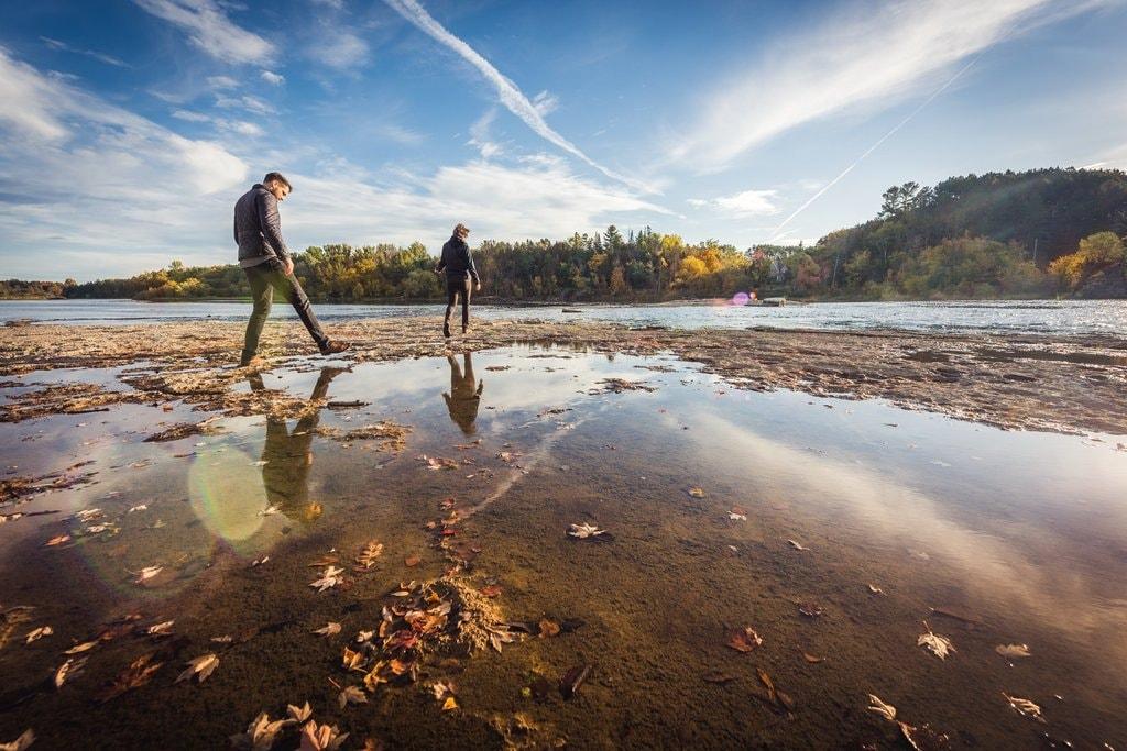 Fall colours in Haliburton   © OTMPC