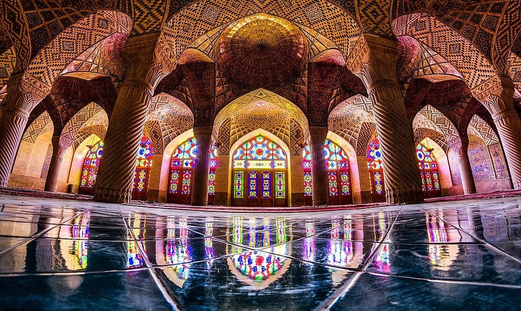 Nasir ol-Molk Mosque | © MohammadReza Domiri Ganji / Wikimedia Commons