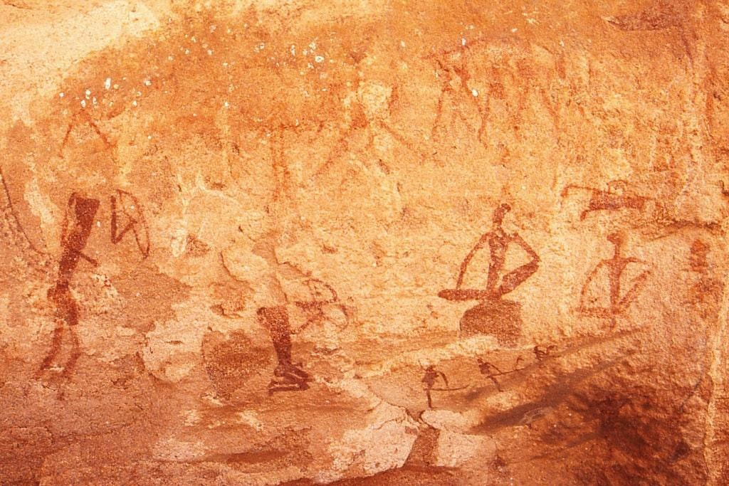 Rock art at Twyfelfontein