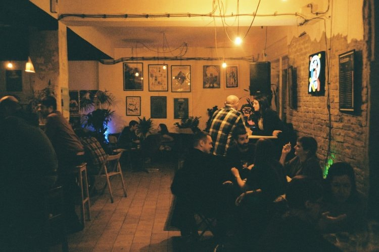 Another busy night at Zaokret | ©Aleksandra Nikolić