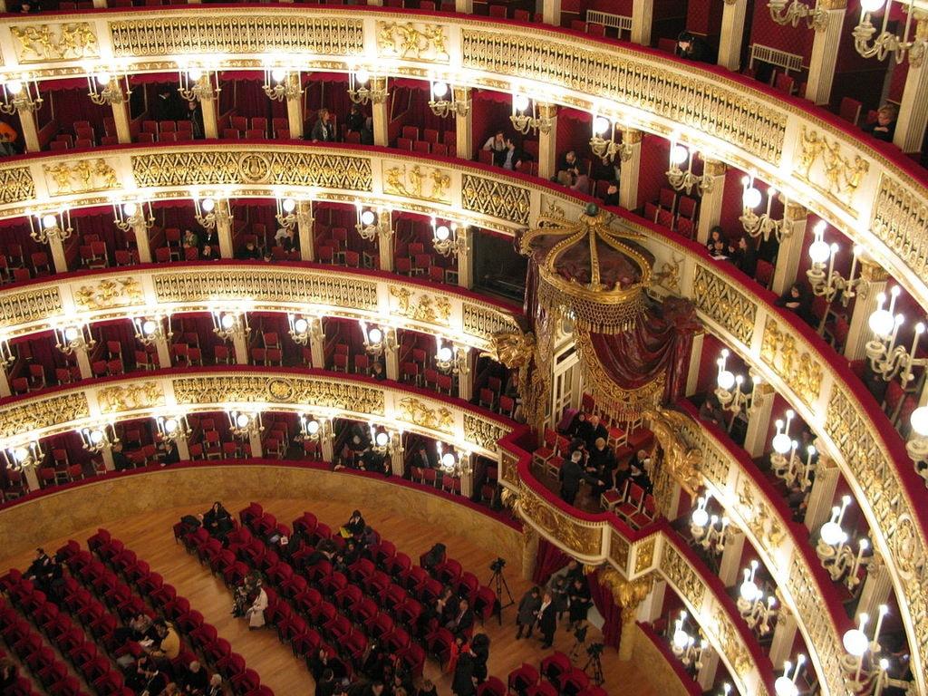 Teatro di San Carlo   © WikiCommons