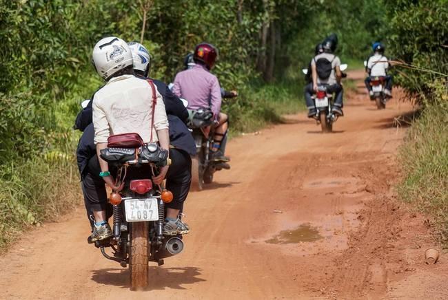 Motorbike Tours South East Asia