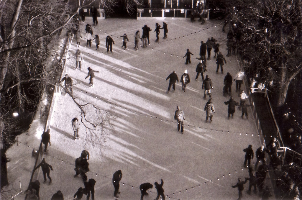 Ice Skating | © D. Sinclair Terrasidius / Flickr