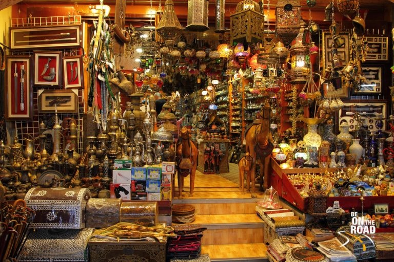 A Visitor's Guide to Muttrah Souq