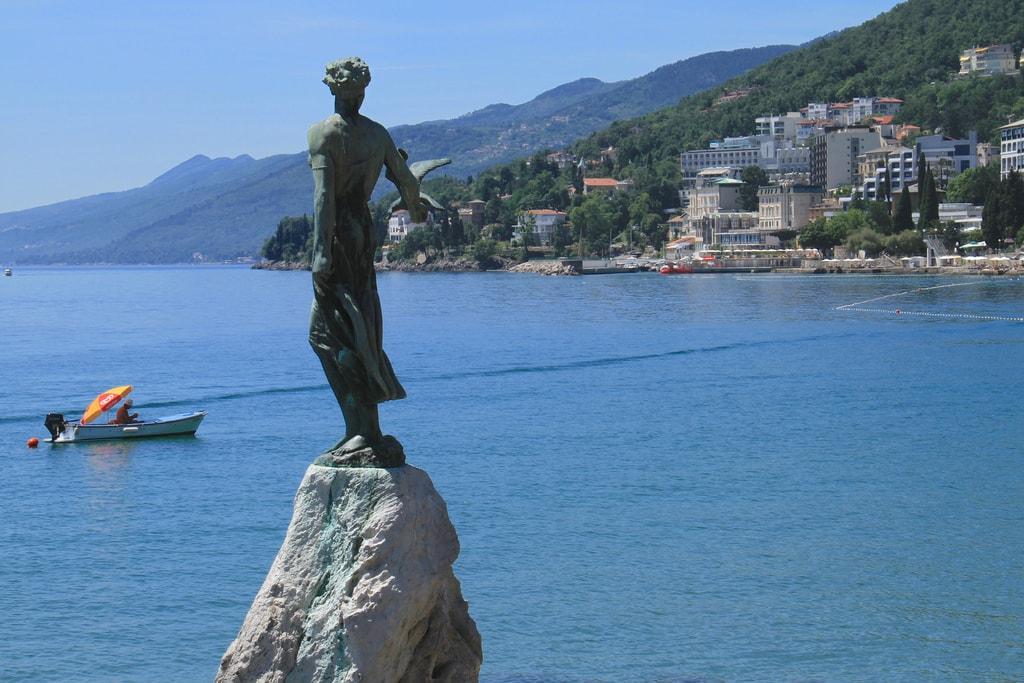 D66, Opatija | © Ronnie Macdonald/Flickr
