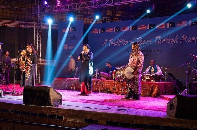 Traditional Pakistani Music