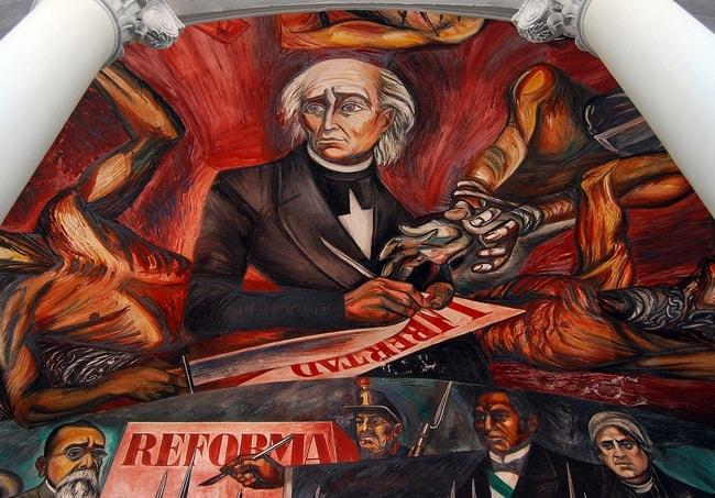 A Guide To Visiting The Orozco Murals In Guadalajara