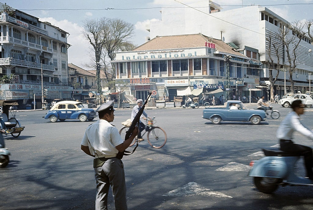 Saigon changed after the Tet Offensive in 1968 | © manhhai/Flickr