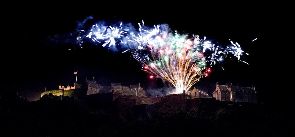 Edinburgh International Festival Fireworks | © This is Edinburgh / Flickr