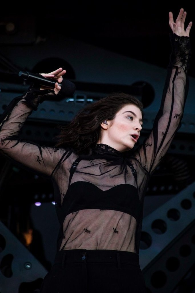 Lorde casted spells on the crowd at Governors Ball 2017