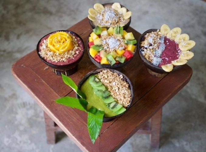 Breakfast Selections   Image Courtesy of Shaka Siargao