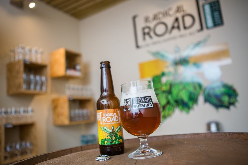 Radical Road | © Courtesy of Stewart Brewing
