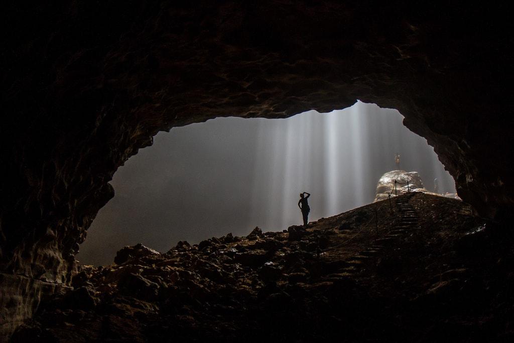 Cahaya Surga di Gua Jomblang Yogyakarta